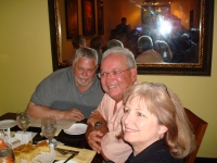 Mike Busch, Joe & Linda Reckenwald