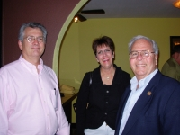 John Warren, Sandy and Bill Bozeman