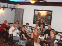 Brian, Susie, John, Gail, Jill, Sharon, Jan, George, Lou, Lee, Art, Nancy
