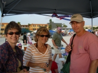 Mindy Samaha LaGrande, Bonnie Harrell Lee, Louis LaGrande