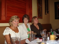 Bonnie Harrell Lee, Marilyn Cole Olivio, Sara Walker Dubbeld