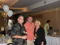 Brian Bell, Barry Duncan, Susie Berry