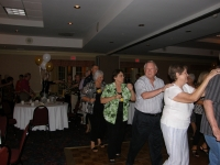 Who says we are too old for a congo line??!!