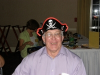 Pirate Steve Altman